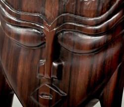 African Comb , Mecassar Ebony
