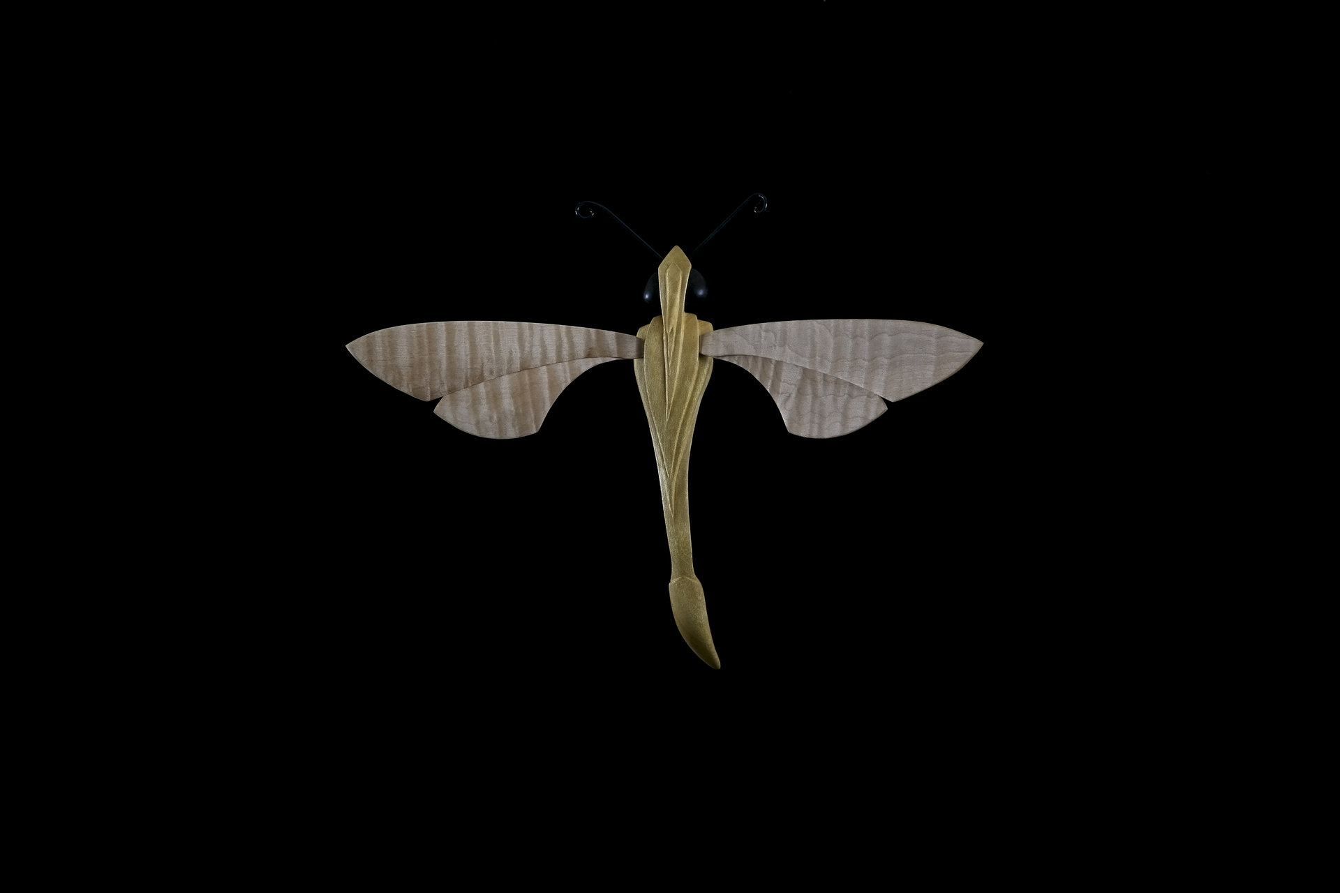 Art Deco Style Dragonfly