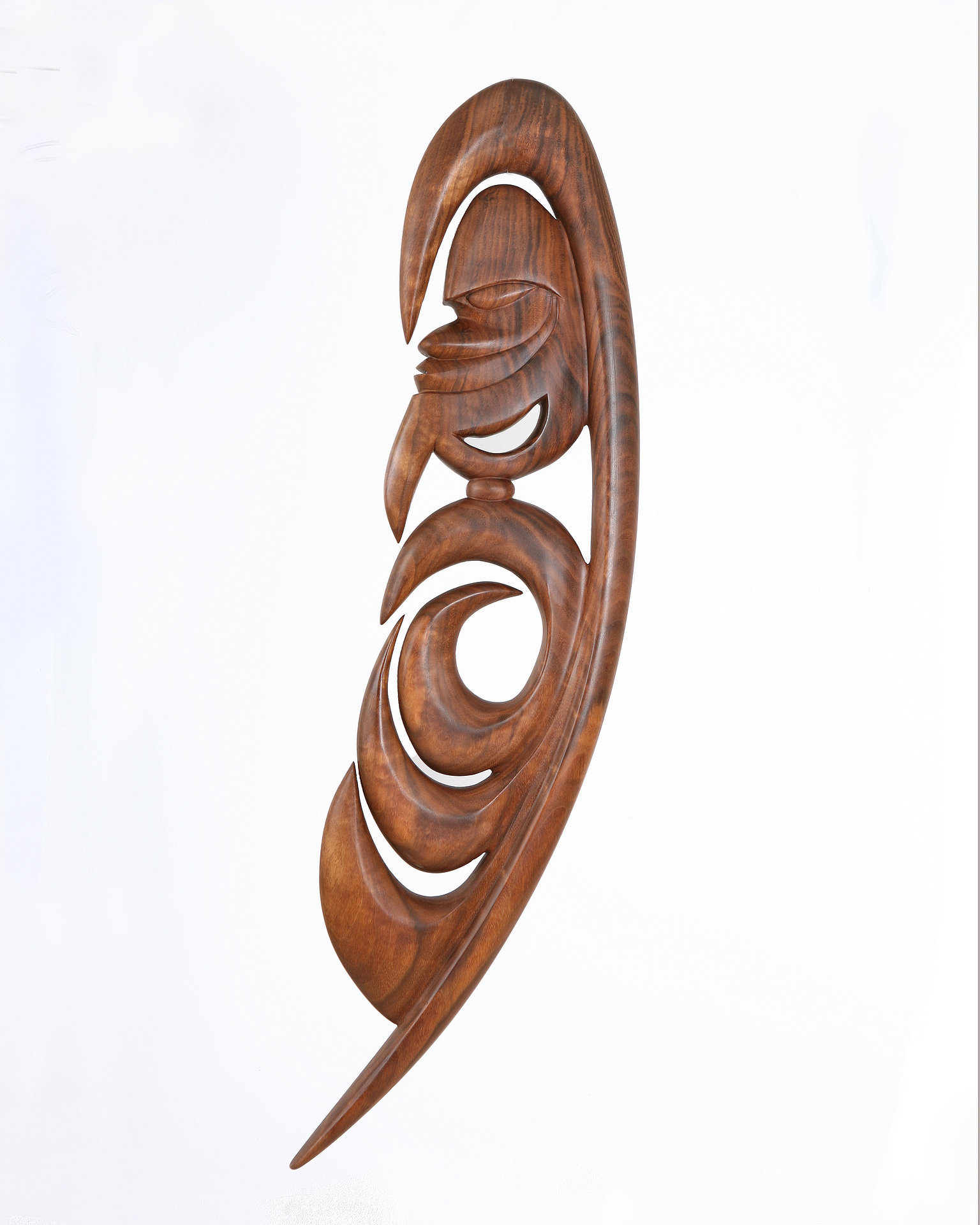 Yipwon SpiritFigure , Black Walnut