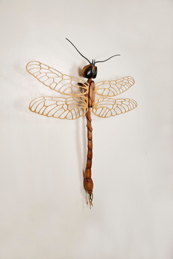 Dragonfly sculpture,  Large