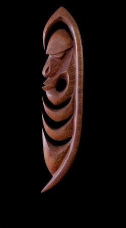 Yipwon Spirit Figure, Oceania