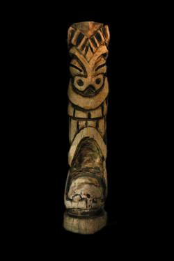 hawiian+tiki+sculpture