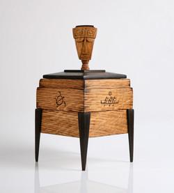 Hawaiian style Jewelry Box