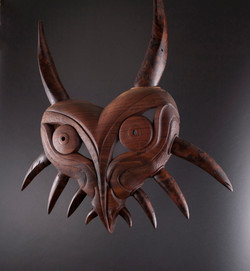 Haida mask / Majora's mask