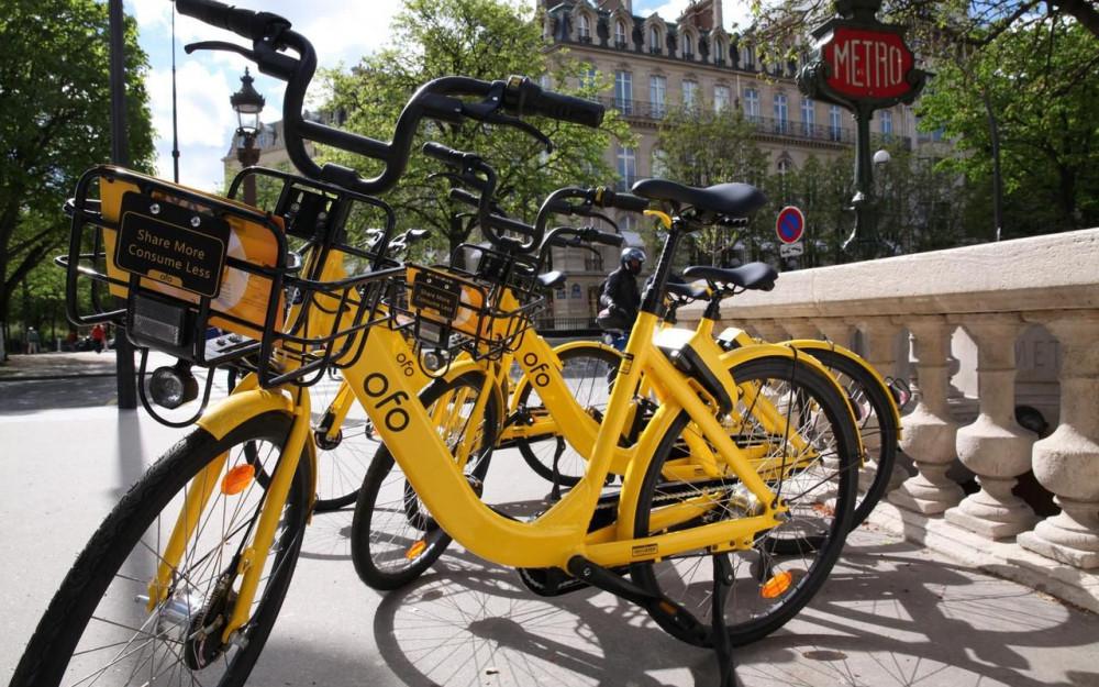 bike sharing solução micro mobilidade