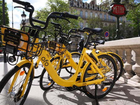 Bicicletas e patinetes compartilhados como solução para o micro deslocamento urbano