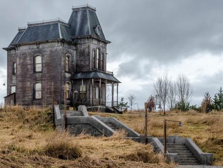 Como a casa Vitoriana se tornou um ícone de terror?