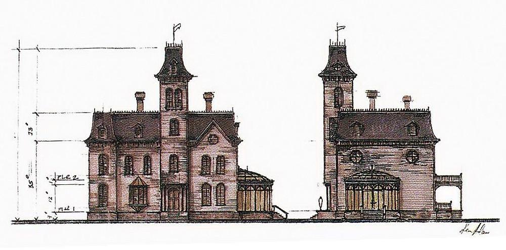 casa vitorina terror arquitetura