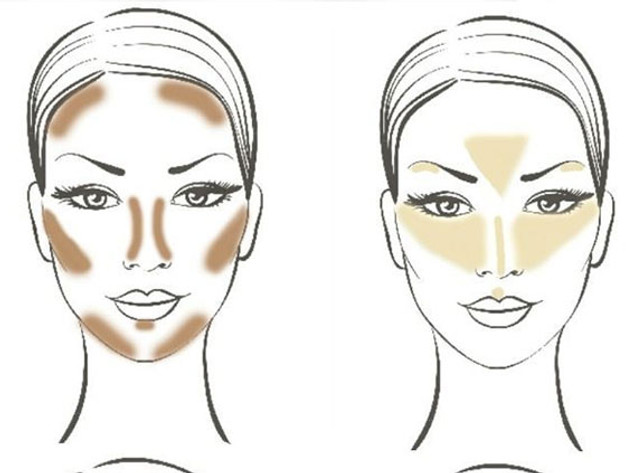 Image result for how to contour