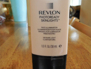 Drugstore Pick #2: Revlon Photoready Skinlights Illuminator