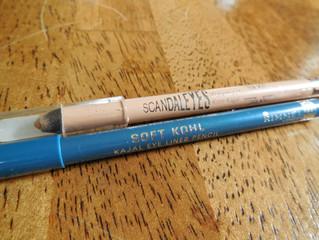 Drugstore Pick #7: Eyeliners Pt. Two - Pencils