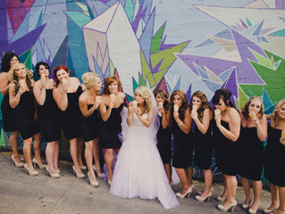 WEDDINGS // Brides // Bridesmaids. What you HAVE to know about the Makeup