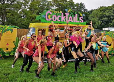 The Toucan at Creamfields
