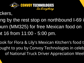 [Relocated] Tacos for Truckers 2 in Markle, IN on Sept 16