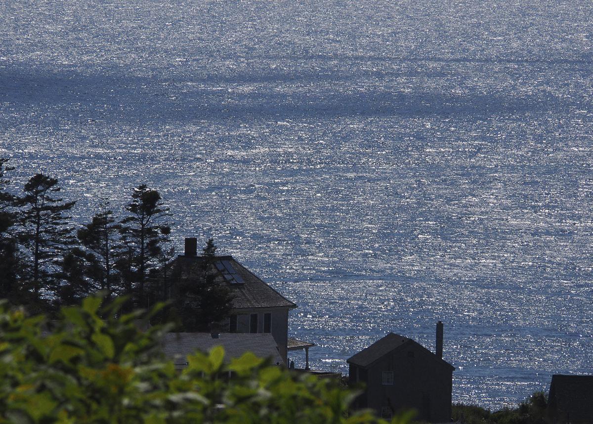 Big Sparkling Ocean
