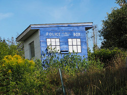 Monhegan Police Box