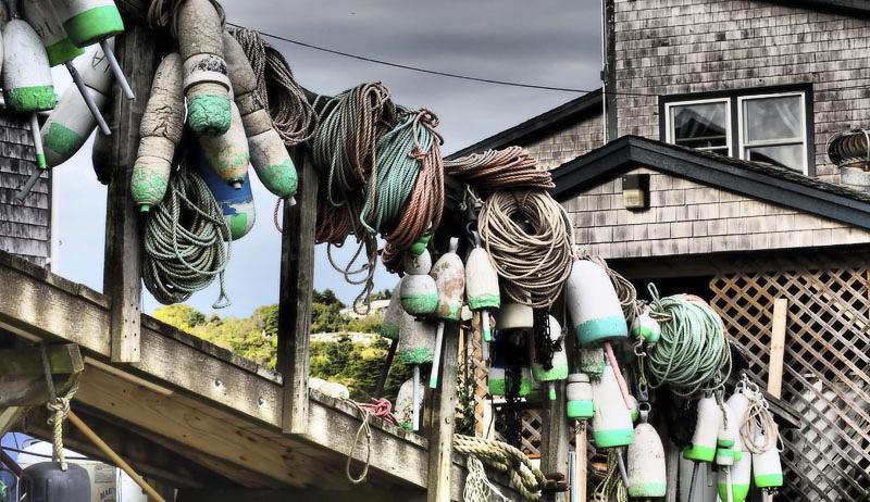 Buoys and Ropes!