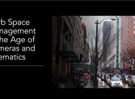 Curb Space Management in the Age of Cameras and Telematics