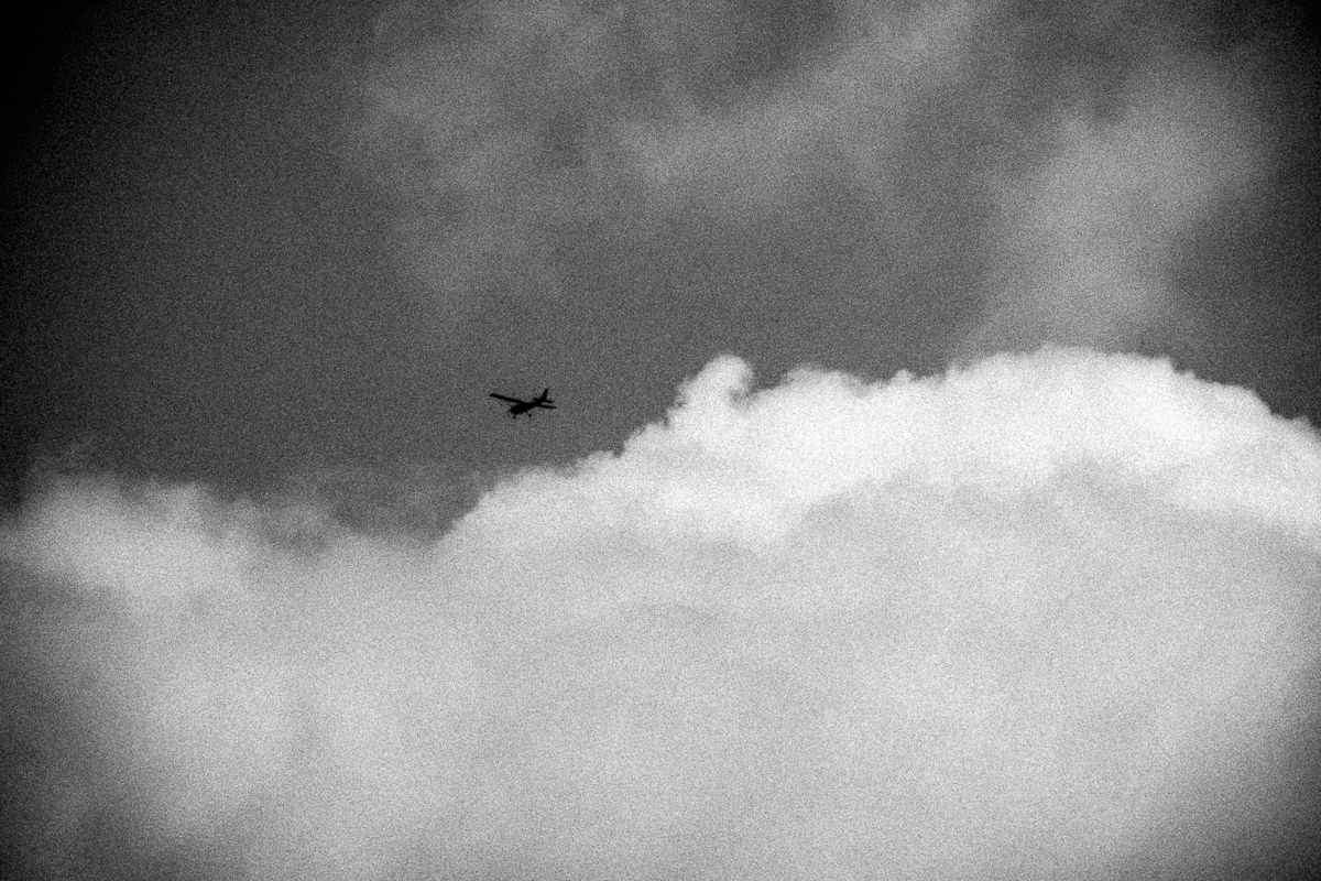 The Lonely Plane
