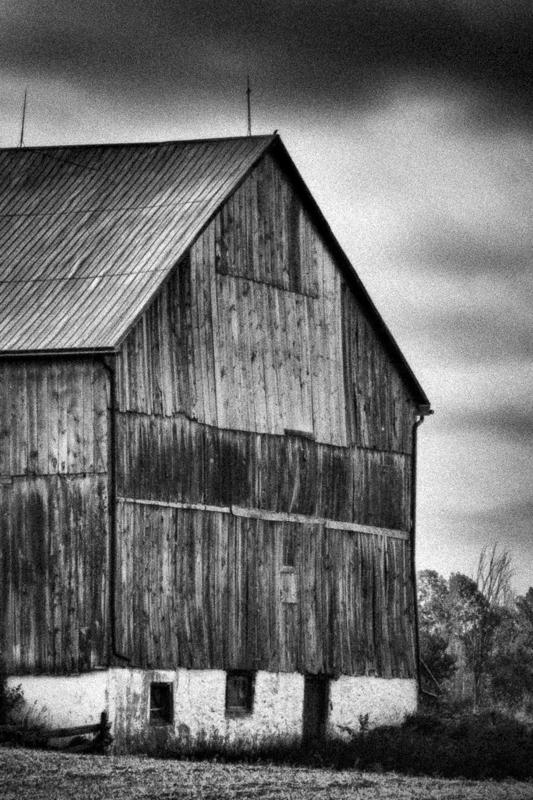 Bruce Peninsula Barn
