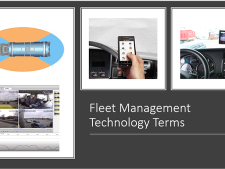 Fleet Management Technology Terms: FMS vs Telematics vs ELD vs VER vs ADAS vs CAS vs DMS