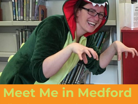 Meet Me in Medford   Librarian Sam Sednek