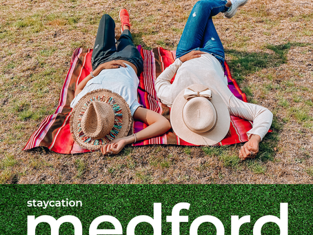 Staycation 2020 | Meet Me in Medford
