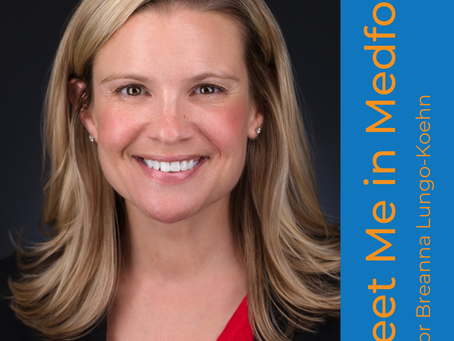Meet Me in Medford   Mayor Breanna Lungo-Koehn
