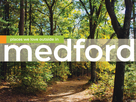Meet Me in Medford | Walking in Medford