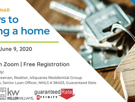 Free Webinar - Home Buyers Workshop