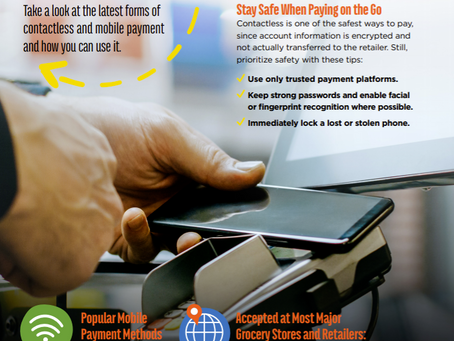 For safer, more secure holiday shopping...