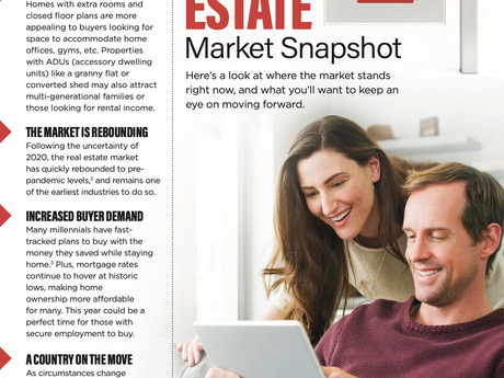 Real Estate Outlook   A Nationwide Picture for 2021