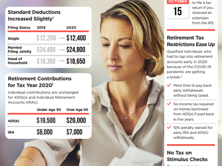 Get Prepped for Tax Time