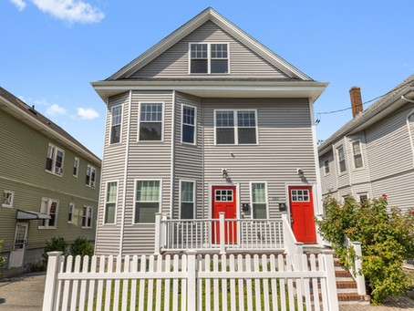 Sale Pending   107 Bowdoin Street #2, Medford