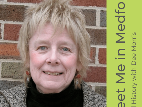 Meet Me in Medford: Time Travel with Dee Morris