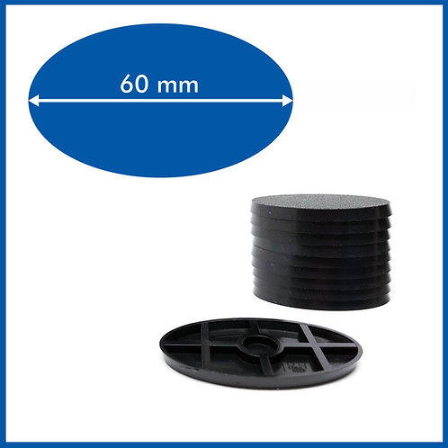 Oval - 60mm Base - 10 Pack