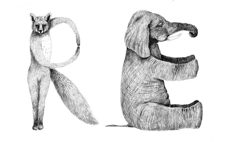 Djurbokstäver