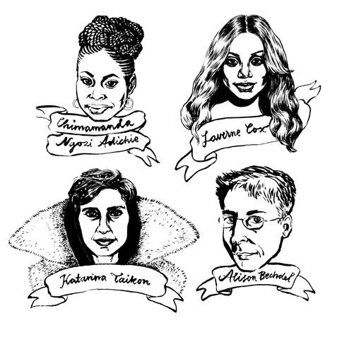Feministhjältar