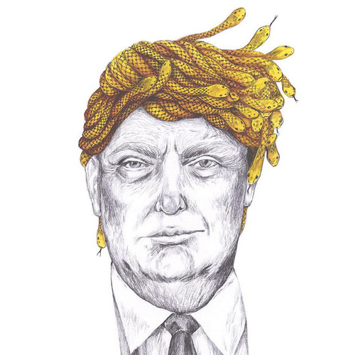 Medusa Trump