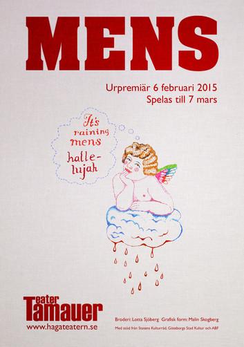 MENS – affisch