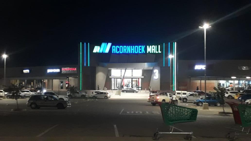 Acornhoek Mall front view