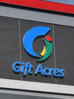 3D Gift Acres