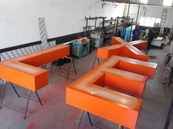 Alex Mall Channel Letter Production