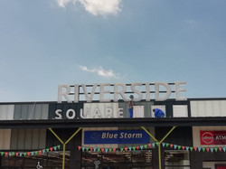 Riverside Square Channel Letter Fixing D