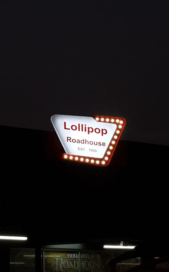 Lollipop Roadhouse LED Illumination