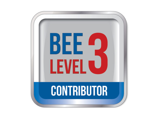 Level 2 BEE status acquired for Glass Rite