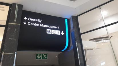 Acornhoek Mall Way-Finding Box