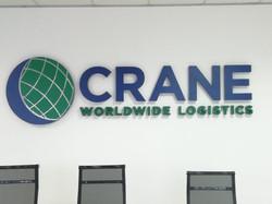 3D Crane Logistics