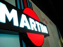 Martini LED sign