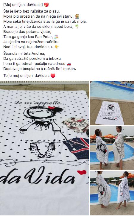 daVida's Facebook post 6